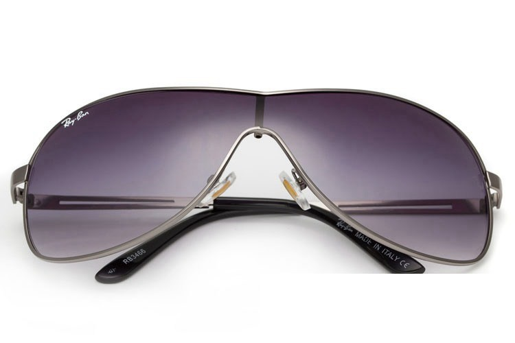 f3680c66cf0 RB3466 Highstreet Grey Sunglasses Outlet